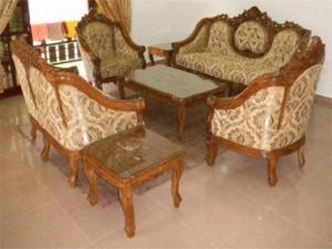 Set Kursi Tamu Monaco KT 10 Sofa Kursi Tamu