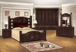 Set Kamar Tidur Mewah SKT 11 Furniture Jepara