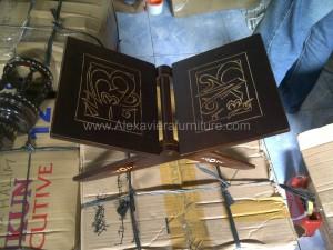 Rekal Al-quran Minimalis RA 01 Tempat Kitab Suci