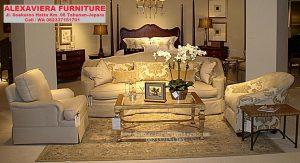 Set Sofa Ruang Tamu Terbaru Jepara Minimalis Modern KT-064