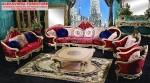 Set Sofa Ruang Tamu Terbaru Mewah Klasik Modern KT-065