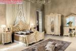 Set Tempat Tidur Clasik Pengantin Royal Mewah SKT-025
