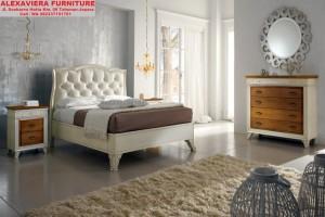 Set Tempat Tidur Minimalis Murah Duco Putih SKT-039, Jual Set Tempat Tidur Minimalis Murah Duco Putih, Dipan, Jual Set Kamar Tidur Minimalis Murah Duco Putih