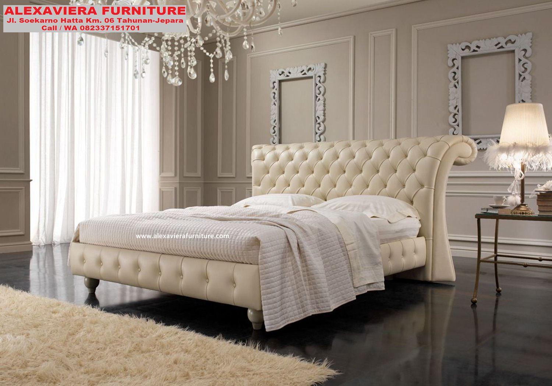 Tempat Tidur Set Terbaru Minimalis Luxury Mewah SKT 061 Desain