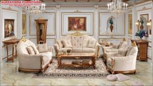 Kursi Sofa Tamu Kekinian Modern Mewah Terbaru Ukiran KT-101, Kursi Tamu Kekinian Mewah Terbaru, Jual Set Sofa Tamu Modern Mewah Terbaru