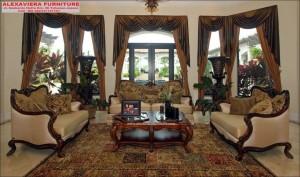 Kursi Tamu Klasik Mewah Kekinian Terbaru Jepara KT-094, Sofa Tamu Kekinian Mewah, Kursi Tamu Klasik Mewah, Jual Set Sofa Tamu Klasik Mewah, Harga Sofa Tamu Klasik Mewah
