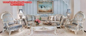 Set Sofa Kursi Tamu Belagio Mewah Klasik Modern Kekinian KT-106
