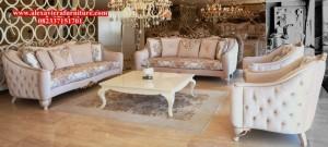 Set Sofa Kursi Tamu Ruang Keluarga Modern Terbaru Kekinian KT-110