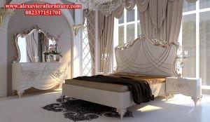 Set Tempat Tidur Mewah SKT-087
