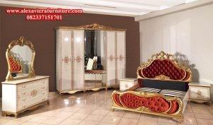 kamar set alexandra elegant mewah duco modern klasik skt-096