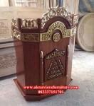 mimbar masjid jepara mm-16