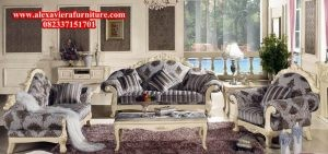 sofa kursi tamu eropa duco model mewah jepara modern kt-125