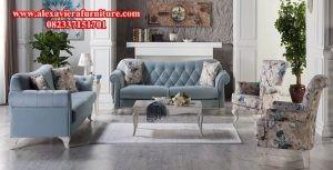 model sofa ruang tamu minimalis modern duco jepara mewah terbaru kt-172