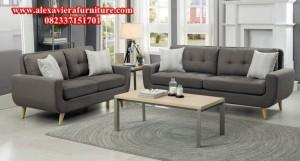 set sofa ruang tamu model minimalis modern duco mebel jepara terbaru kt-167