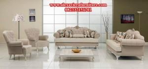 sofa ruang tamu modern mewah cleo model terbaru minimalis jepara kt-184