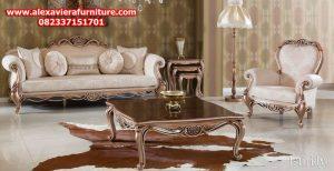 set sofa tamu istiridye klasik mewah modern model terbaru ukiran jepara kt-227