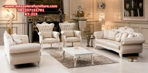 sofa tamu modern mewah minimalis starla duco model terbaru kt-215