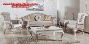 model set sofa tamu zafir modern minimalis terbaru duco mewah jepara kt-242
