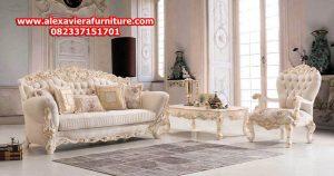 model set kursi sofa tamu klasik mewah ukiran jepara model terbaru modern kt-264