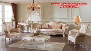 set kursi sofa tamu saray klasik mewah modern ukiran jepara model eropa terbaru kt-265