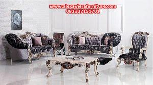 model set sofa tamu klasik mewah gizel ukiran jepara desain eropa terbaru kt-271