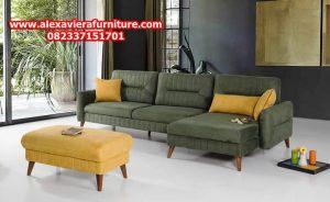 modern set sofa tamu minimalis model terbaru kt-284