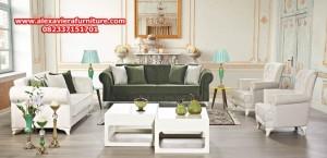 sofa tamu minimalis modern hira mewah model terbaru kt-289
