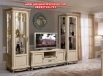 model set bufet tv modern minimalis duco mewah terbaru ah-166