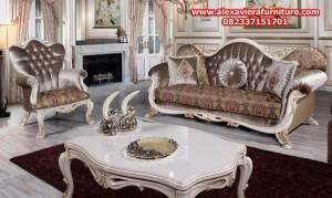 sofa tamu modern mewah klasik novela model terbaru kt-296