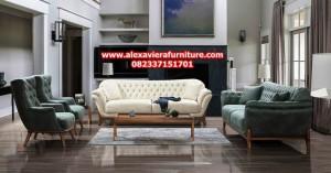 sofa tamu modern minimalis kuya model terbaru kt-299