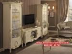 1 set bufet tv mewah klasik prodotti model terbaru ah-171