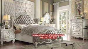 1 set tempat tidur klasik eropa model terbaru skt-158, set kamar klasik, gambar kamar set klasik