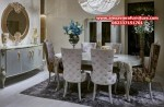 set kursi makan modern cavani minimalis terbaru km-318