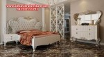 set tempat tidur mewah modern imparator model terbaru skt-168