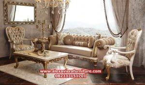 sofa ruang tamu pasha mewah modern kt-336