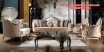 model sofa ruang tamu terbaru elegant mewah kt-339