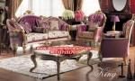 sofa ruang tamu mewah terbaru king klasik eropa kt-344