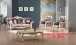 sofa ruang tamu model terbaru eropa mewah modern kt-341