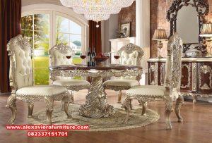 harga meja makan 4 kursi mewah relief, set kursi makan, set kursi makan minimalis, set kursi makan modern, set kursi makan mewah