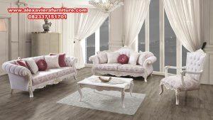 sofa mewah modern, sofa kursi mewah, set sofa modern minimalis kt-356