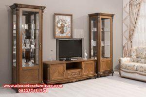 set bufet tv minimalis klasik & modern ah-193