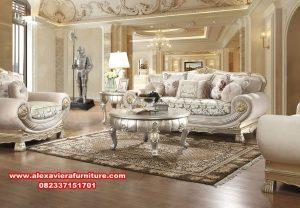set sofa tamu mewah klasik turkey style kt-373