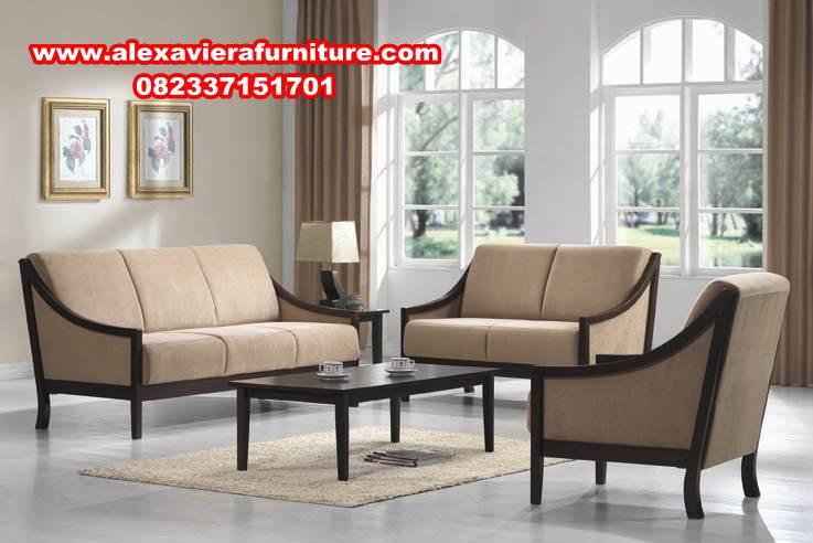 Sofa Ruang Tamu Kecil Minimalis Modern Alexaviera Furniture