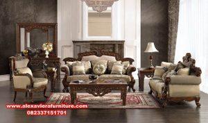 sofa ruang tamu klasik madura terbaru kt-370