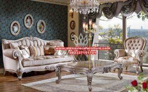 sofa ruang tamu royal mewah modern kt-363