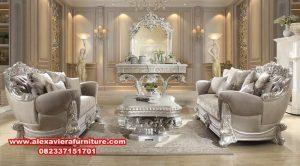 sofa tamu klasik mewah elegant terbaru kt-369