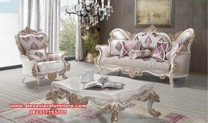 sofa ruang tamu eropa model klasik mewah kt-404