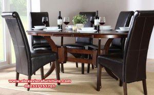 satu set kursi makan jati minimalis modern, kursi makan modern, set kursi makan, set meja makan, gambar kursi makan, model meja makan terbaru, set kursi makan klasik, meja makan modern terbaru