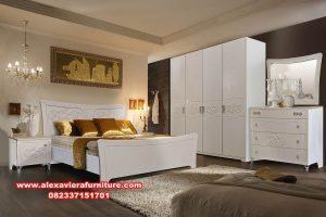 set tempat tidur terbaru minimalis duco alfa skt-191