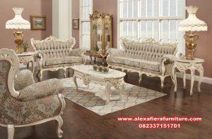 kursi sofa ruang tamu kualitas terbaik jepara mewah kt-420